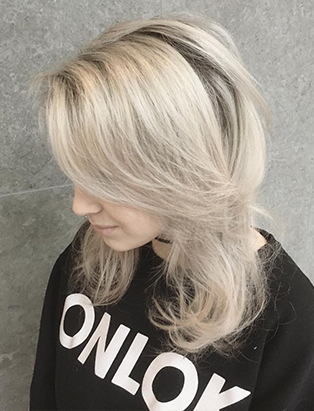 pro hair grad jesse wilson blonde salon cut colour