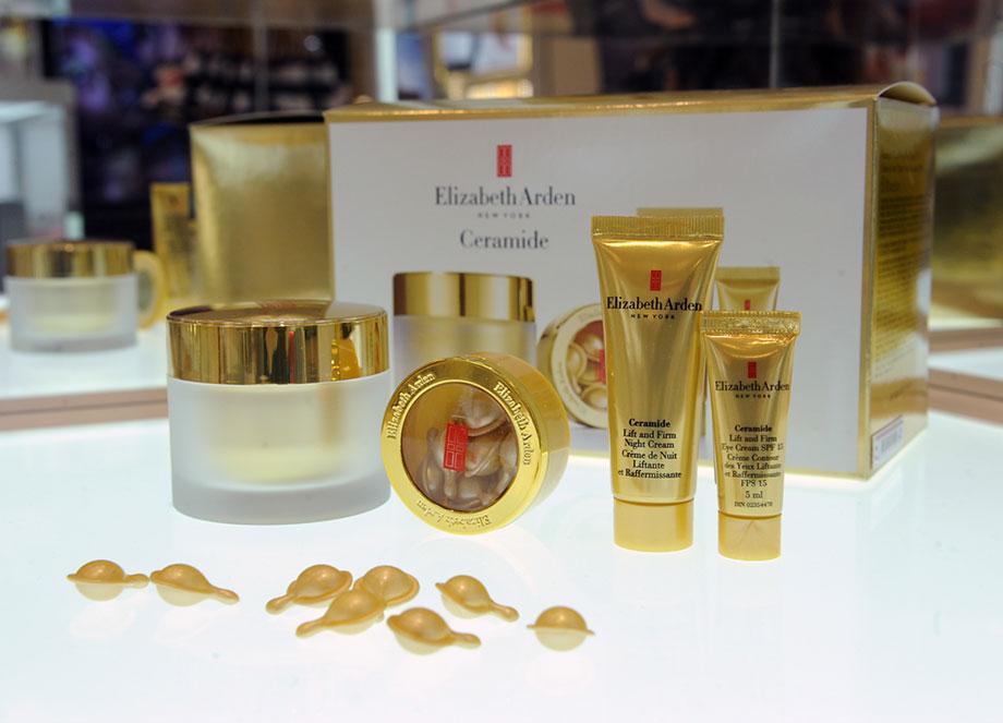 elizabeth arden makeup retail skincare