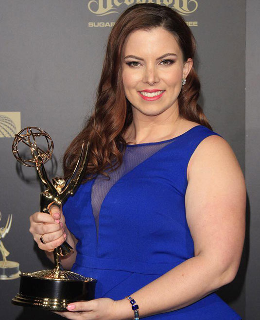 The Odd Adventures of Blanche Macdonald Makeup Grad and Daytime Emmy Award-Winner Jenna Servatius