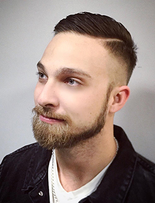 top hair graduate fallon nygaard men's fade