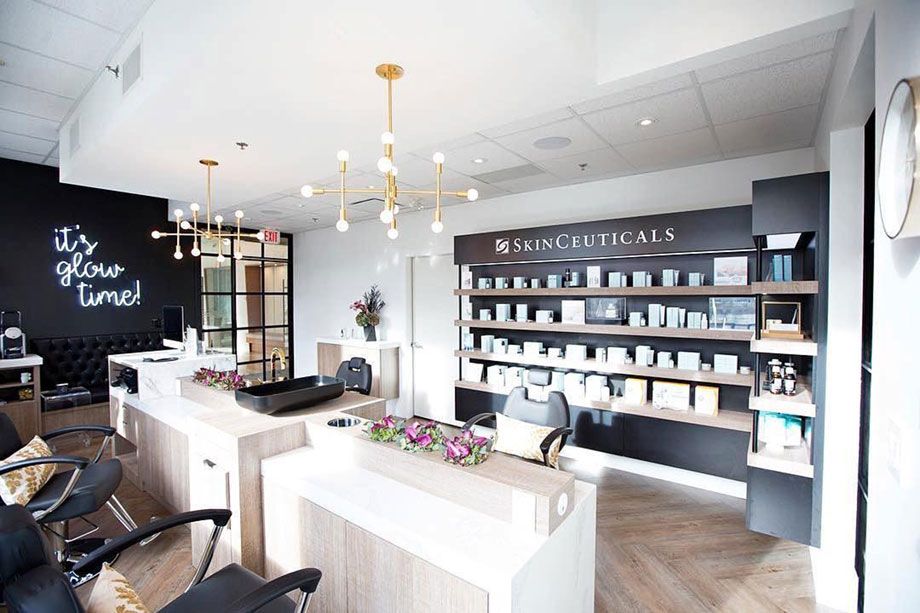 project skin md retail shelves skinceuticals