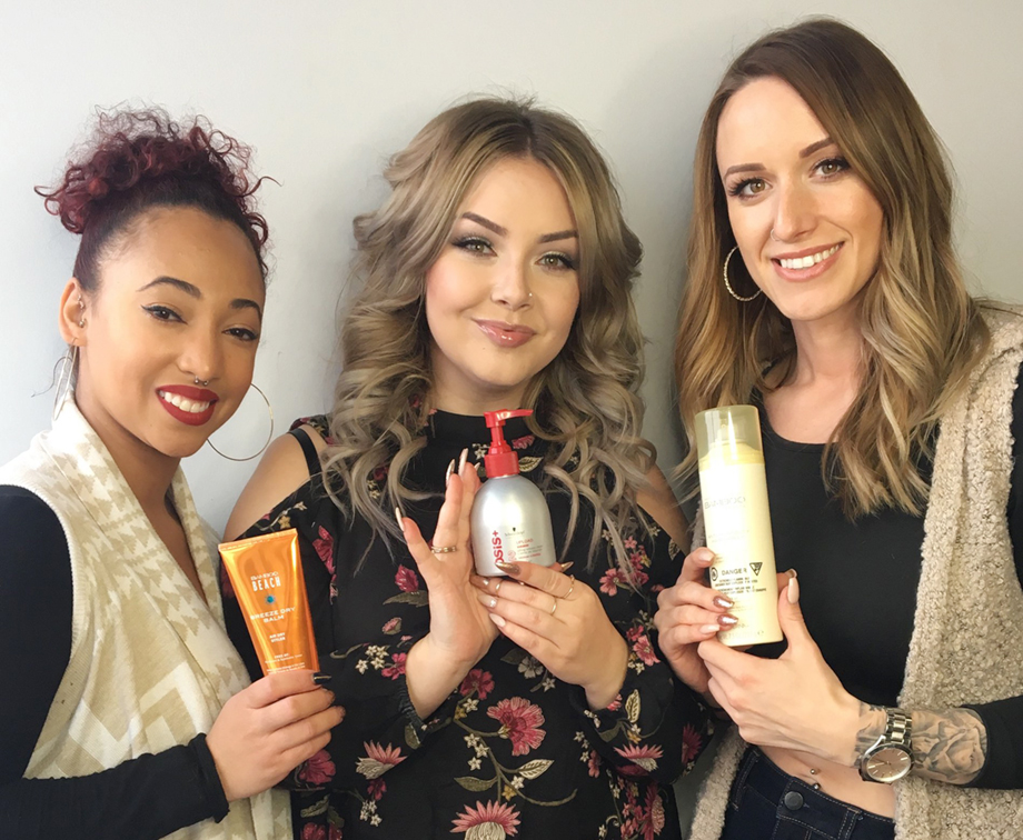 top hair graduate fallon nygaard products