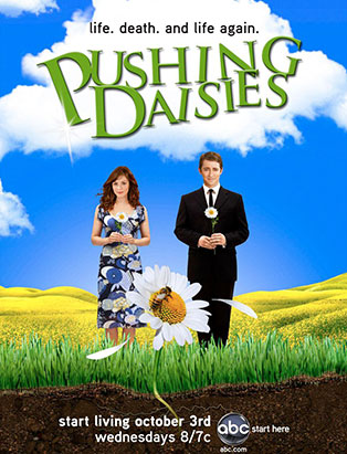 makeup legend todd mcintosh pushing daisies poster