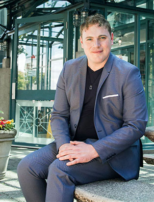 The Man Behind Western Canada's Only Male-oriented Spa, <br>Doug Janczyn