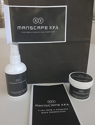 manscape spa products by spa owner doug janczyn