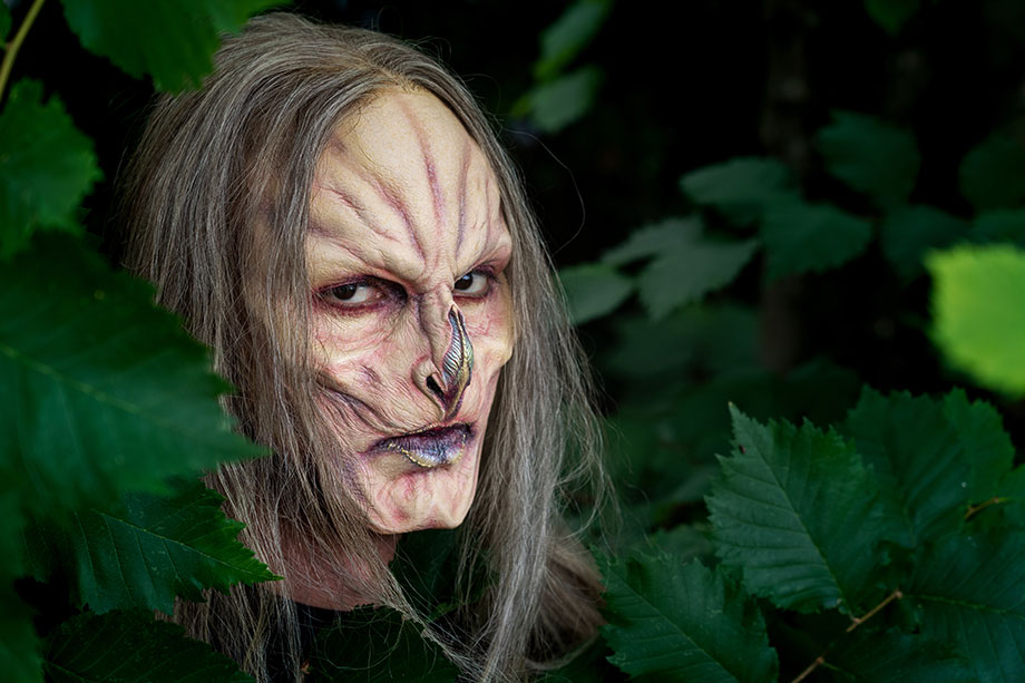 makeup legend todd mcintosh eerie character makeup