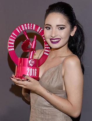 Latin America's Millennial Beauty Icon: Blanche Macdonald Makeup graduate Laura Sanchez