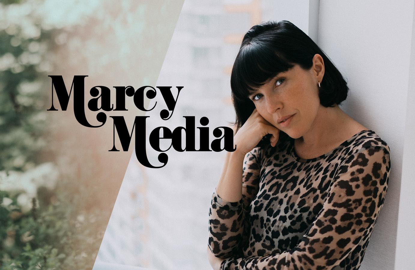 Nicole 'Not Marcy' Robertson Lives Her Best Life in the World of Media—with Marcy Media