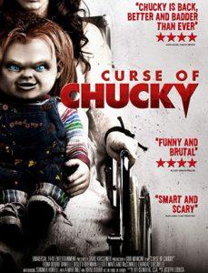 curse of chucky movie poster