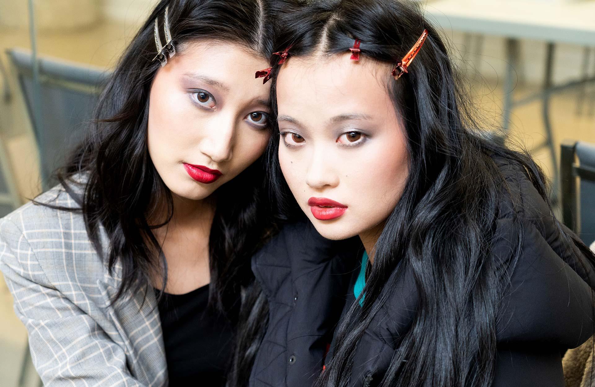 Blanche MacDonald Centre, models, grad show, makeup, makeup school