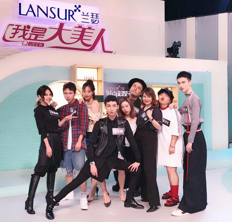sunny lee makeup on television mua bmc graduate global makeup