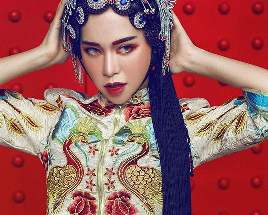 Sunny Lee, Blanche MacDonald, grad, makeup