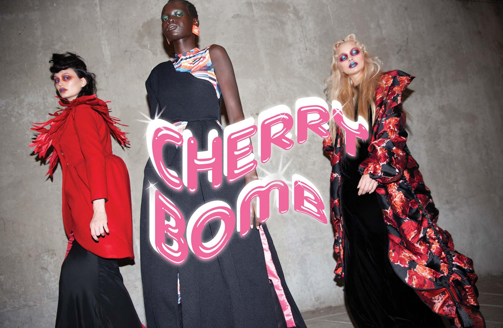 Cherry Bomb: The 2018 Blanche Macdonald Fashion Design Graduate Show