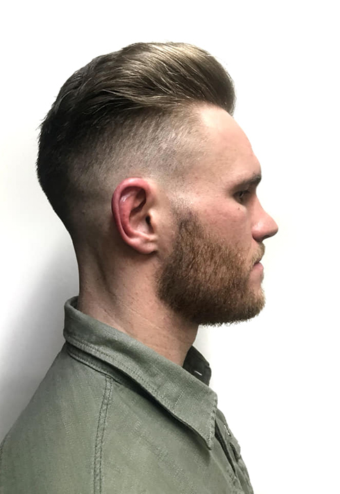 cody dunbar hairstylist barber examples of work blanche macdonald graduate example of work