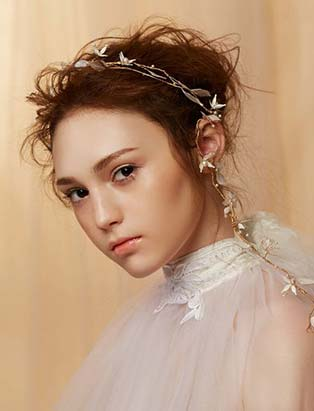 Taiwan's Resident Bridal and Fashion Makeup Artist: Sunny Lee