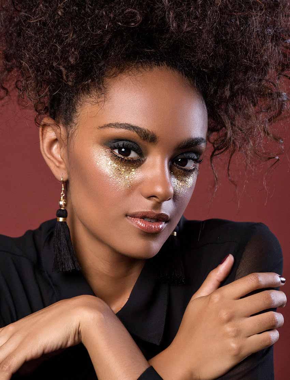 Makeup by Paloma Guerard, Blanche Macdonald Graduate.