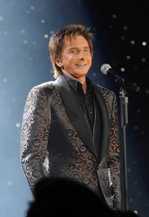 makeup for Barry Manilow by Blanche Macdonald makeup program graduate Jonathan Seti