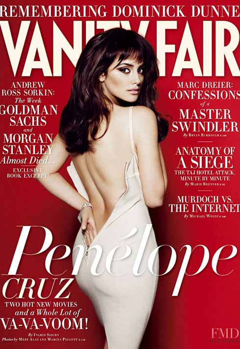 makeup for Penelope Cruz by Blanche Macdonald makeup program graduate Jonathan Seti