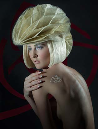 Pro Hair Grad Stacey Paskall: Queen of the Avant Garde