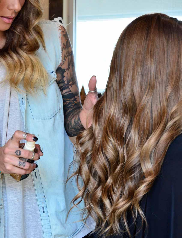 Hair by Erin Koslo, Blanche Macdonald Graduate.