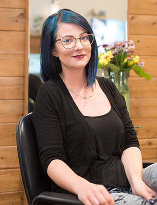 Blanche Macdonald Pro Hair Graduate Erin Murphy Flourishes at Juju Salon