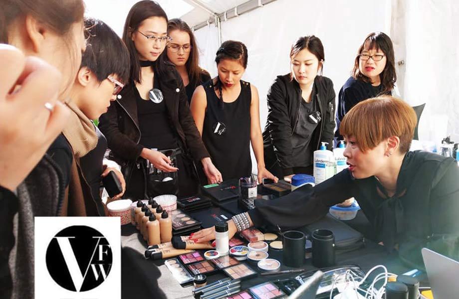 Versatile Makeup Artist Sandy Na