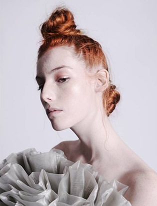 topknot by BMC hair graduate Erin Klassen