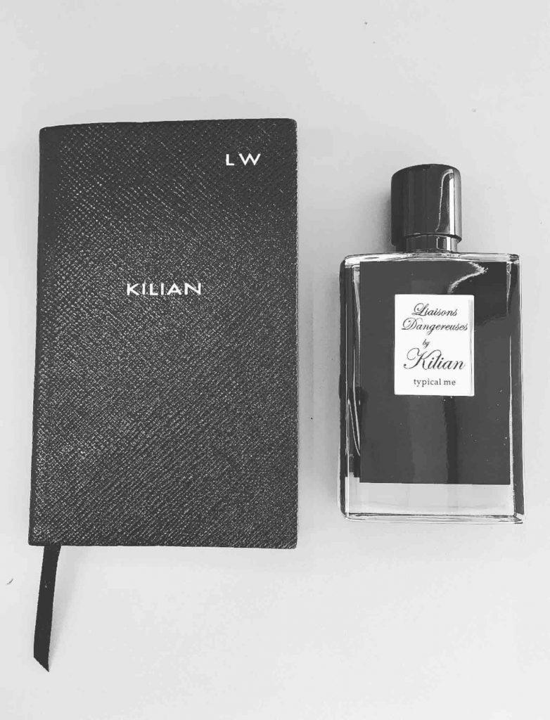 Blanche Macdonald makeup school graduate Lori Woodhouse's Kilian scent