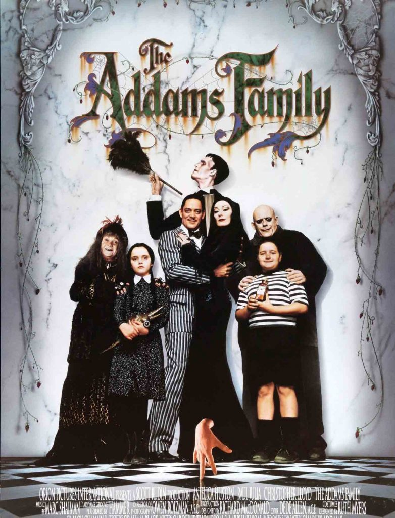 Lori Woodhouse's makeup work has appeared in the Addams Family movie