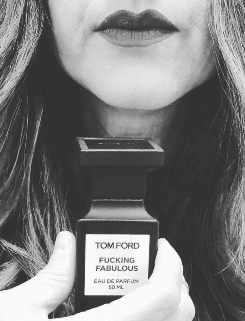 BMC graduate Lori Woodhouse eau de parfum