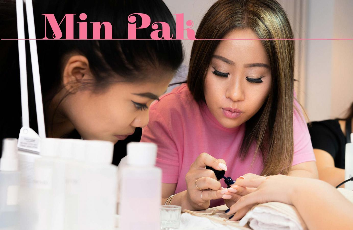 The Secret Weapon of Blanche Macdonald's Nail Studio: Min Pak