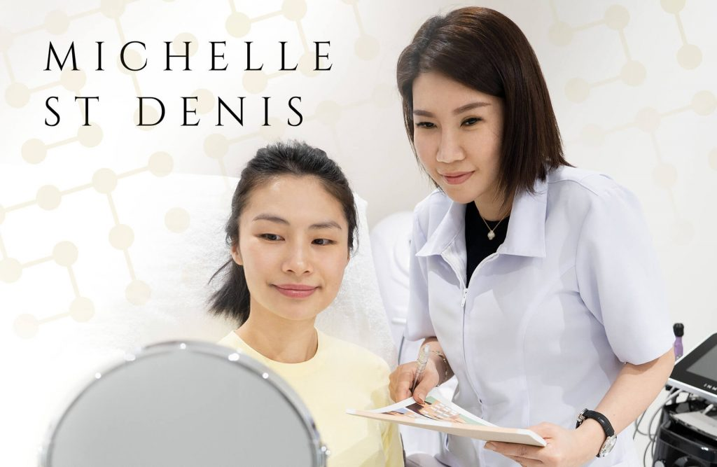 Esthetics Graduate Michelle St Denis and her Incredible Expanding Medi Spa