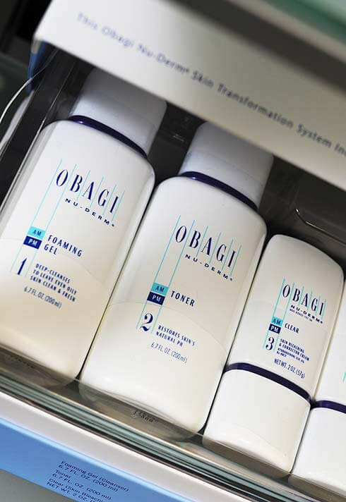 pharmaceutical grade skin care line obagi