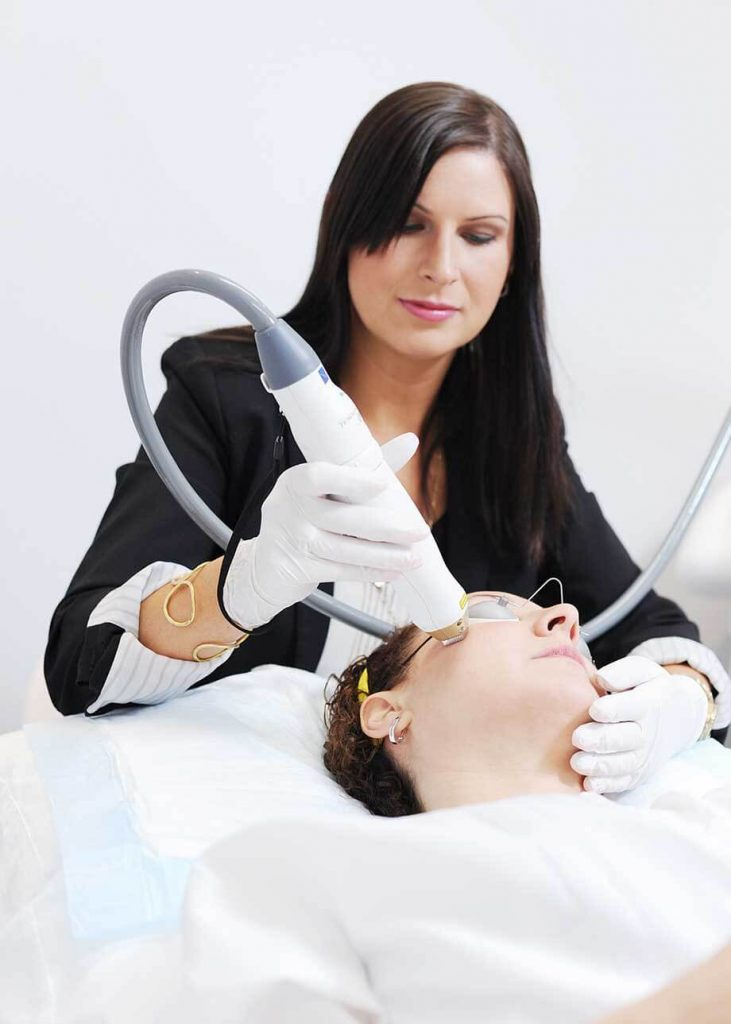 blanche macdonald esthetics graduate catherine nordman at la derma medical aesthetics