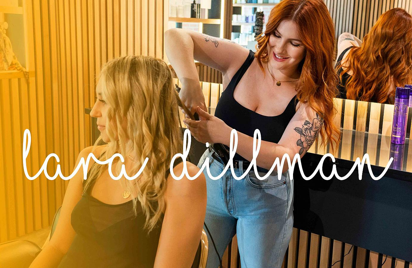 Fairy Hair Godmother: BRUSH Salon Senior Hairstylist Lara Dillman