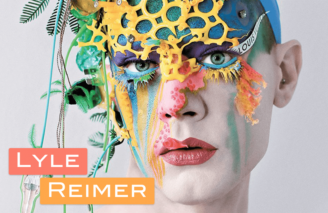 Catching Up With Global Makeup Grad Lyle Reimer