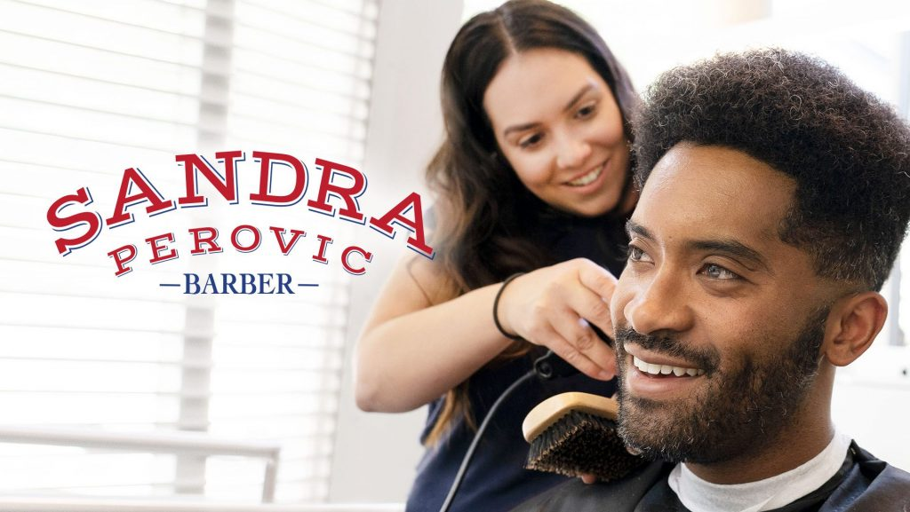Barbering Champion of the World: Instructor and Pro Hair Grad Sandra Perovic