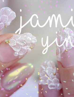 Akzentz Pro and Swarovski Authorized Nail Art Educator—Meet our Nail Studio Instructor Jamie Yin!