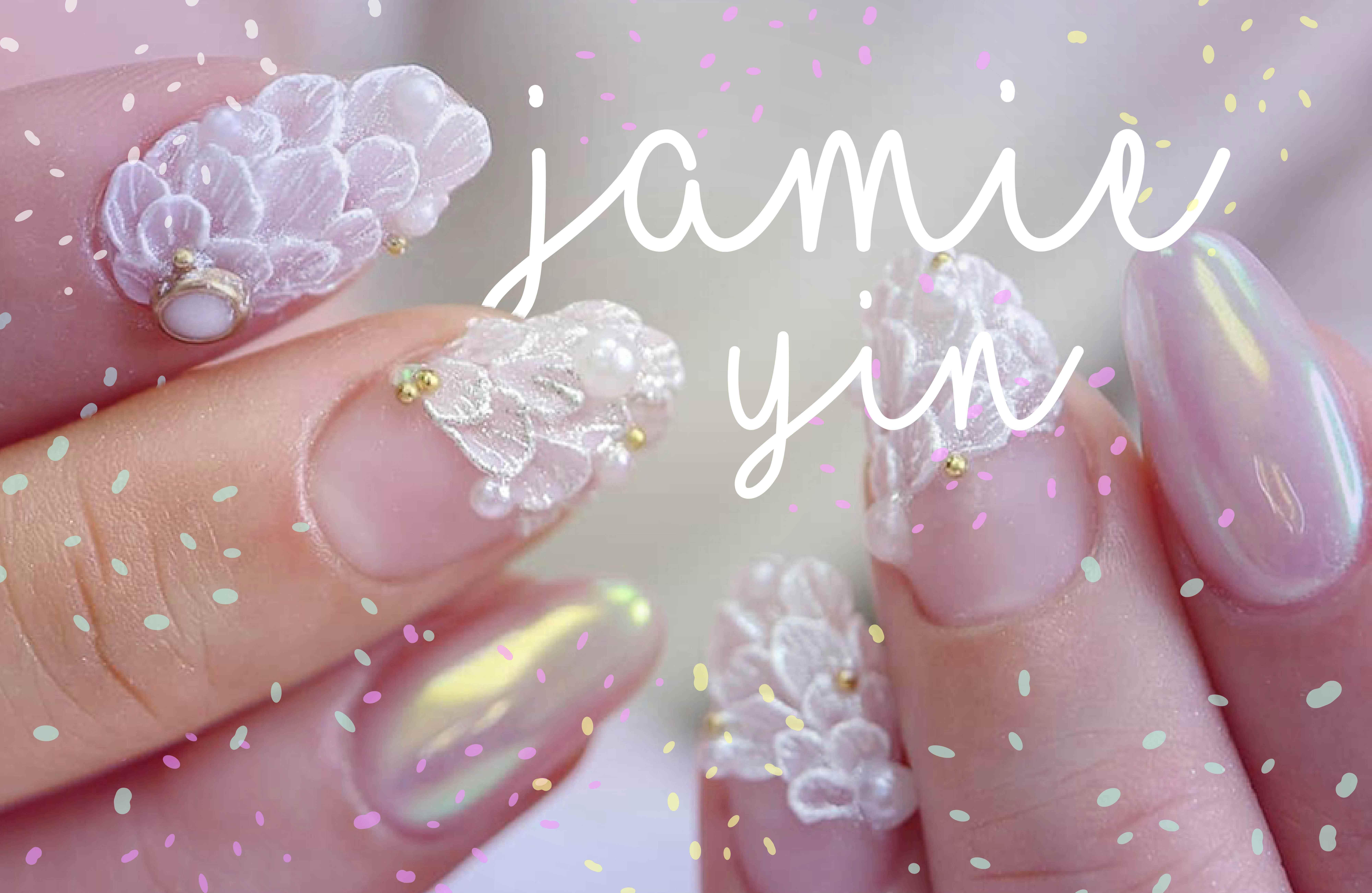 Akzentz Pro and Swarovski Authorized Nail Art Educator—Meet our Nail Studio Instructor Jamie Yin!