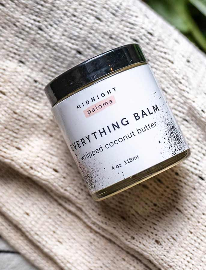 Tayler Rogers aka Midnight Paloma's Everything Balm