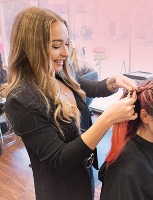 Sweet as Honey: Pro Hair Grad Victoria Jazic