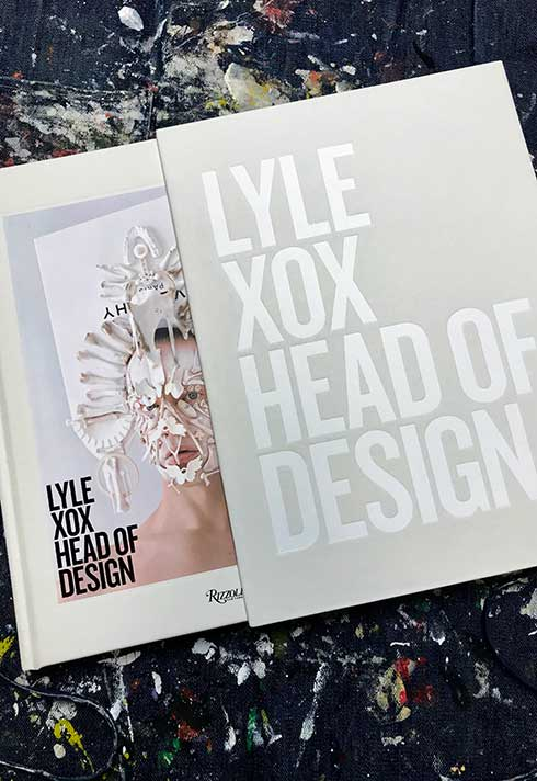 Gallery edition of LYLE XOX's Head of Design