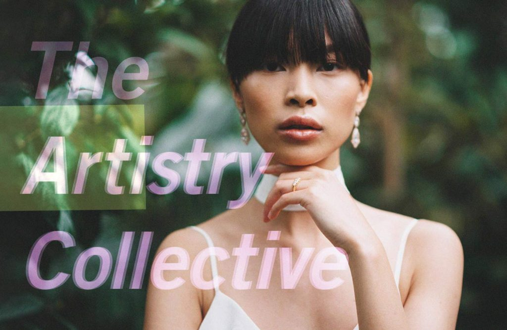 Vancouver's Elite Makeup team: The Artistry Collective