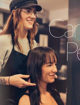 Kickin' it in Kelowna: Plan B Salon's Senior Stylist Camille Pettit