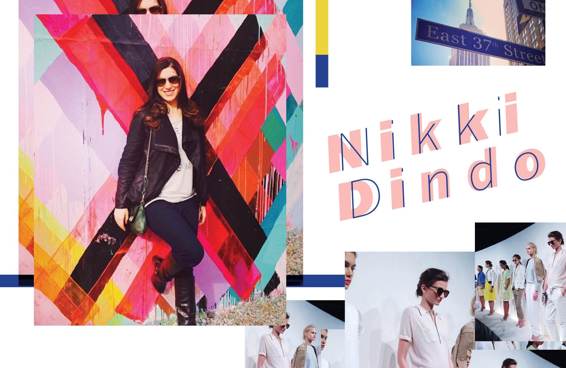 Kickin' it with Cutrone— Fashion Marketing School Graduate Nikki Dindo Takes on New York Fashion Week with People's Revolution!