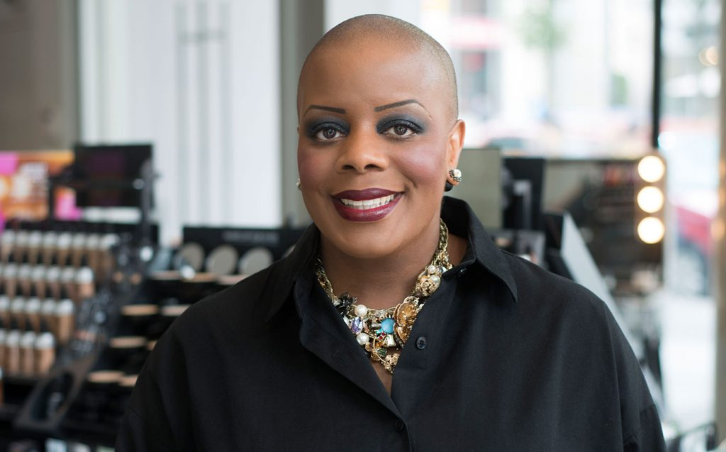 Tracey Payne, Makeup Program Director