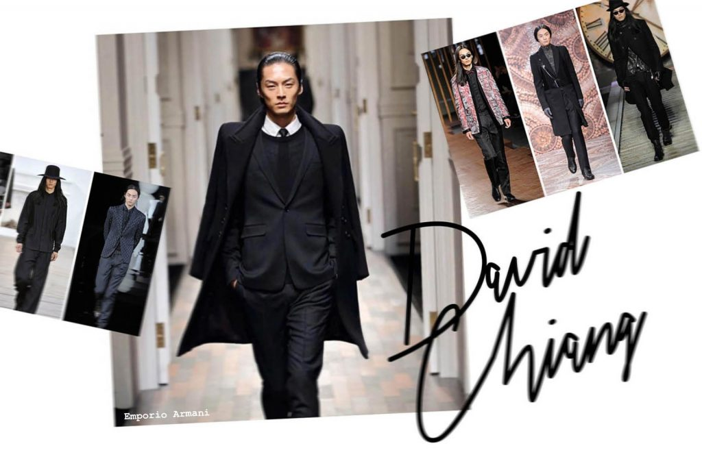 Supermodel David Chiang Brings the Runway to Blanche Macdonald