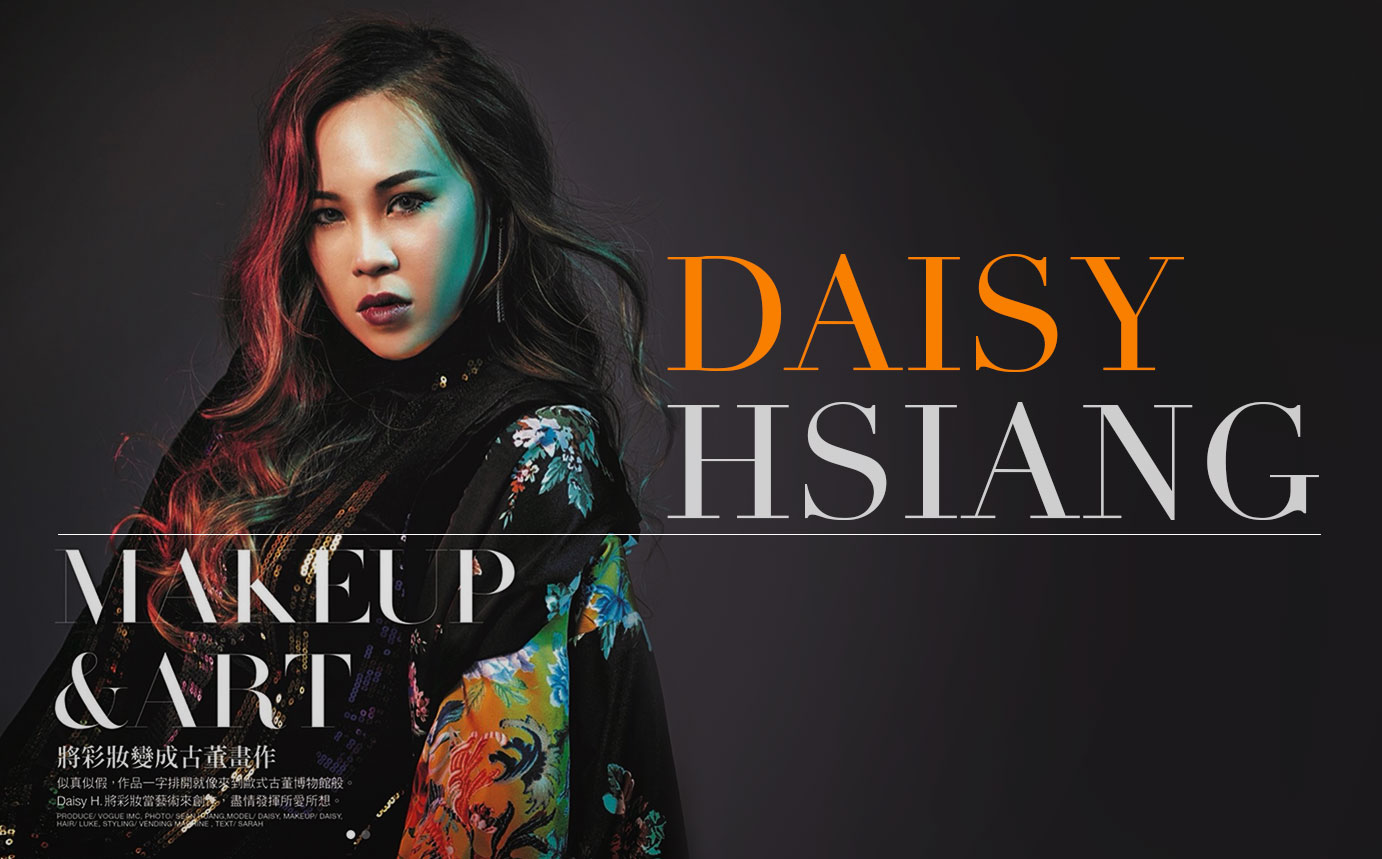Code Maker: The Unique Creative Exploration of Makeup Co-op Graduate Daisy Hsiang