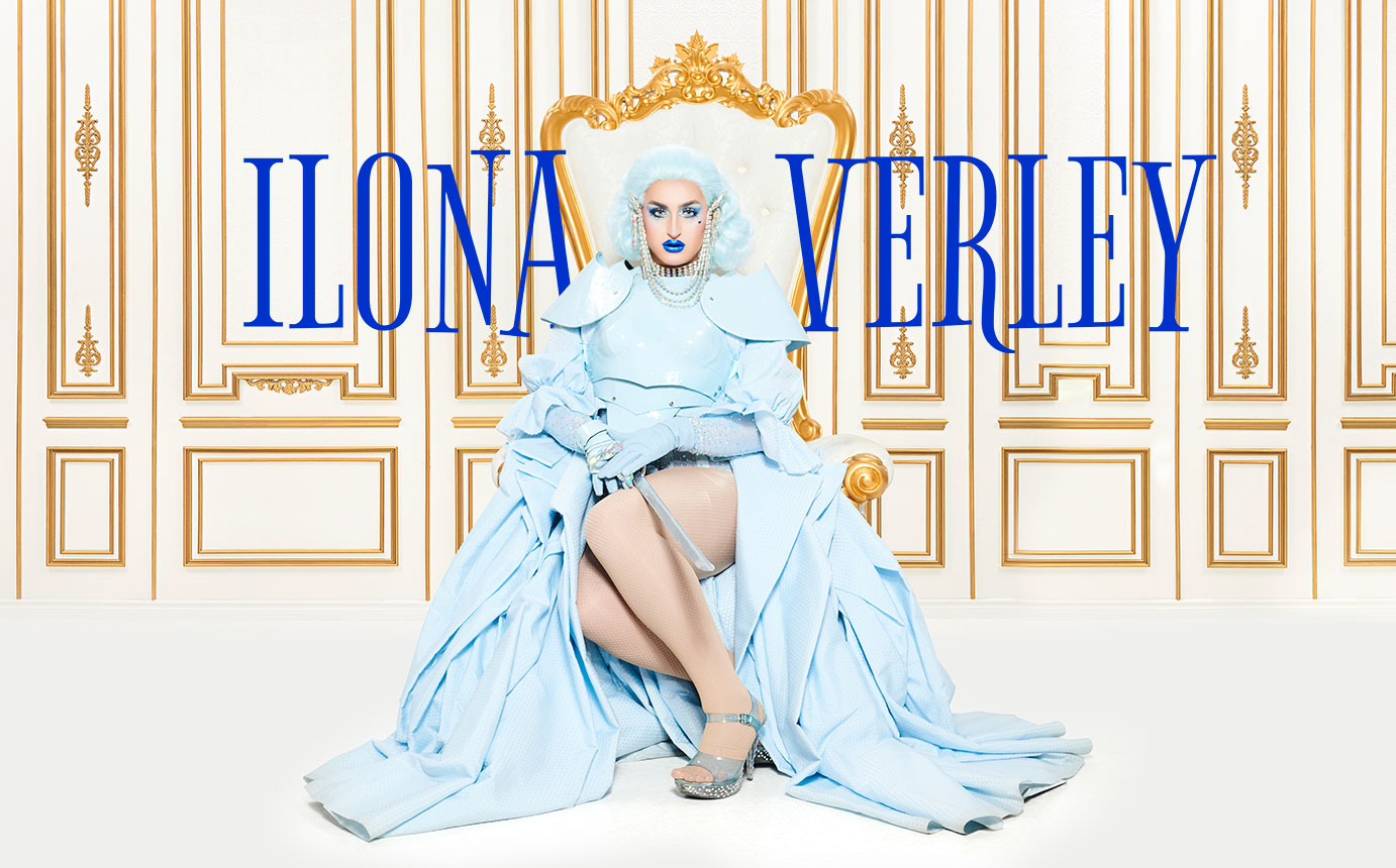 Ilona Verley's Two-Spirit Fierceness Shines on  Canada's Drag Race