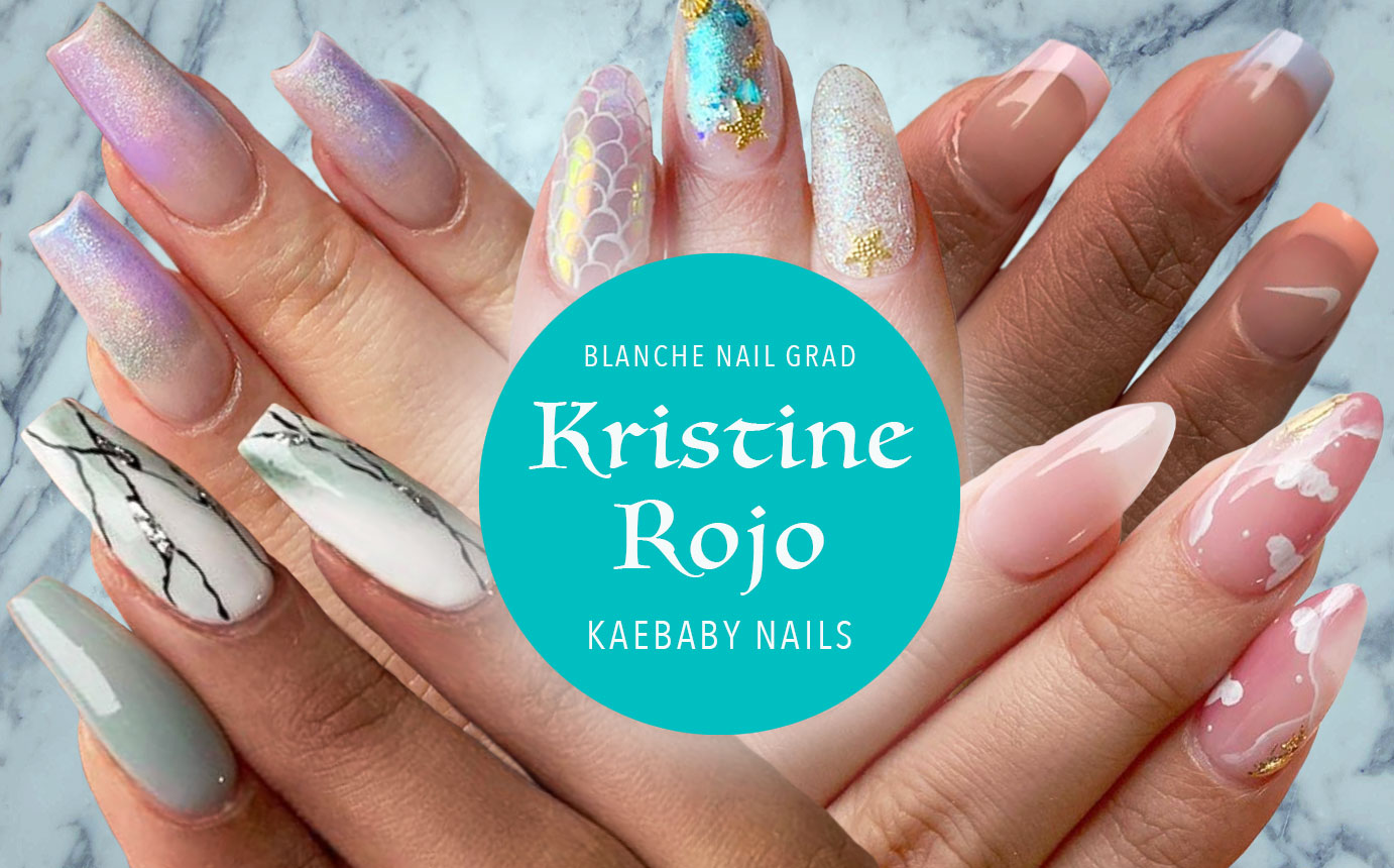 Kristine of Kaebaby Nails: The Nail Tech that Almost Wasn't